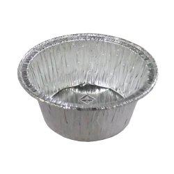 画像1: アルミ箔容器 ホイルコンテナ丸型(4102) 20枚