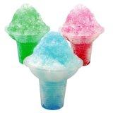 かき氷カップ プチフラワーカップ クリアーSB