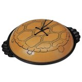卓上鍋 大型陶板30cm 亀甲蓋セット