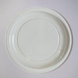 画像3: ポリプロ丸皿20cm No.1706