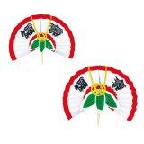 飾り串 福扇(ふくせん)