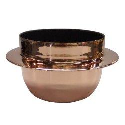画像2: [代引不可] 銅釜(フッ素加工)カマドセット
