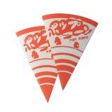 紙製 ポップコーン三角袋