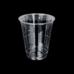 画像1: 日本製 [+] クリアコップ 9オンス透明