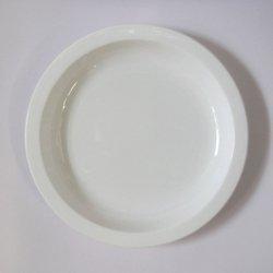 画像2: ポリプロ丸皿20cm No.1706