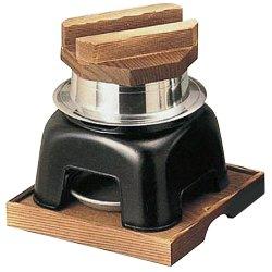画像1: [代引不可] 5合炊 釜飯カマドセット