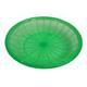 野菜ザル グリーン 21cm (盛ザル KS-101)